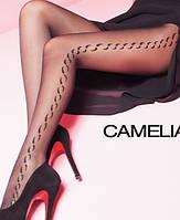 """Колготки женские с рисунком СAMELIA 40 (15) коллекции """"Фантазия"""""""