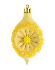 Игрушка Yes! Fun новогодняя Лимон d-6*9.5 см, желтый 972826