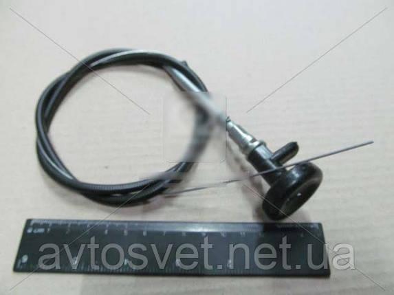 Трос підсосу ВАЗ 2101 (пр-во Трос-Авто) 2101-1108100, фото 2