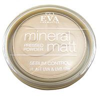 Компактная пудра Mineral matte (Eva cosmetics)