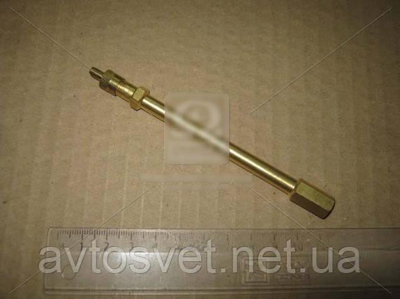 Удлинитель вентиля латунный ГАЗ 100мм   3302-3116010, фото 2