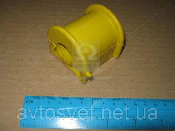 Подушка штанги стабилизатора заднего ГАЗ 3302 (силикон) пр-во Украина 3302-2916040, фото 2