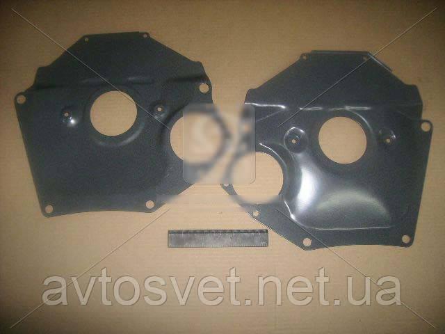 Крышка картера ВАЗ 2101 (пр-во АвтоВАЗ) 21010-160112000