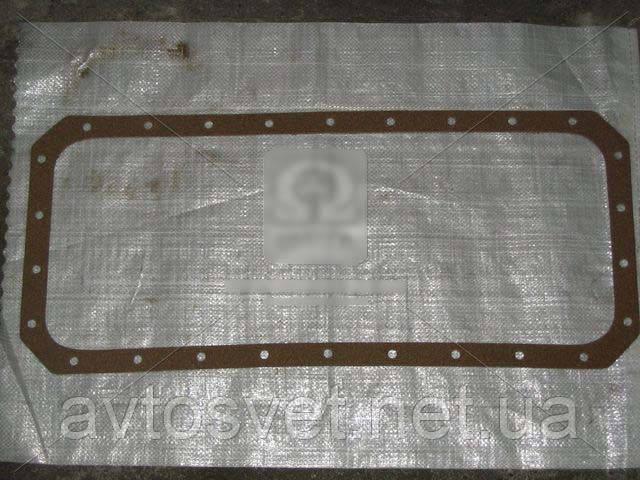 Прокладка картера масляного ЗИЛ 130 (поддона) (пр-во Украина) 130-1009070