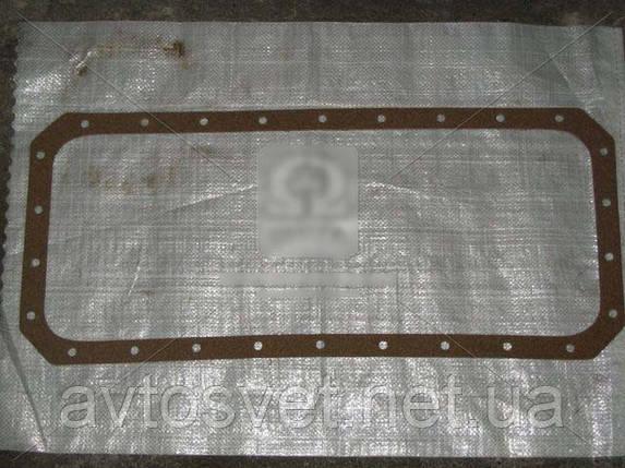 Прокладка картера масляного ЗИЛ 130 (поддона) (пр-во Украина) 130-1009070, фото 2