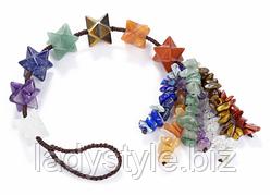 Гармонізатор - чотки-Заходів Ка Ба з натуральними каменями від студії www.LadyStyle.Biz