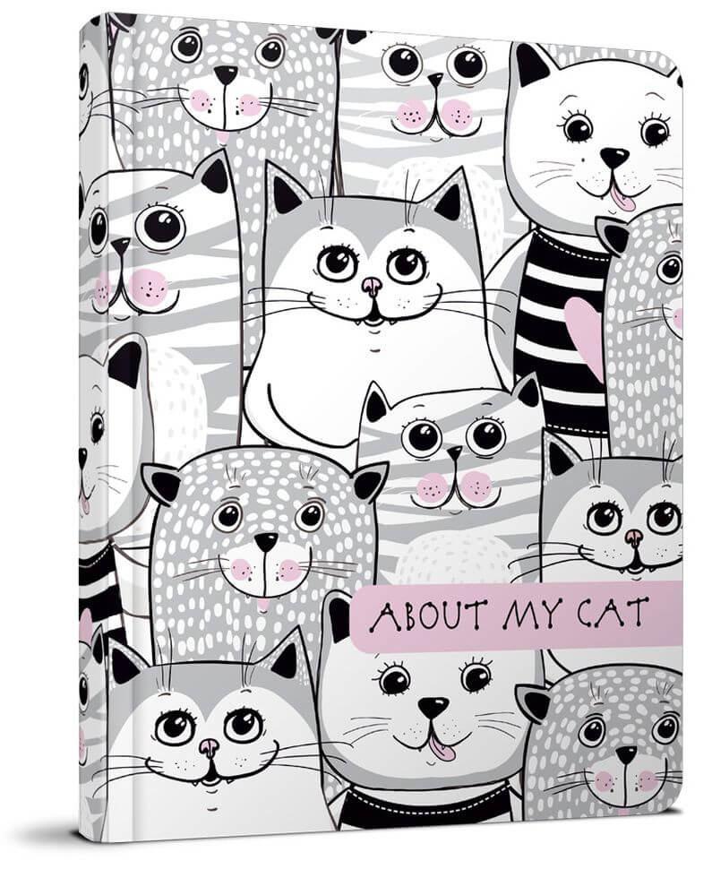 About my cat 4 (серый) укр