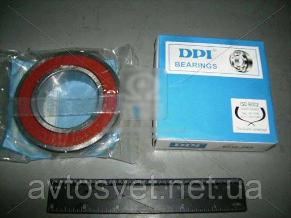 Підшипник 180210 (6210-2RS) (DPI) 180210, фото 2