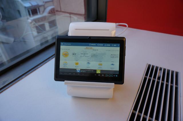дешевый китайский планшет Allwinner А13