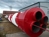 Производство стальных промышленных дымовых и вентиляционных труб