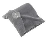 Подушка-шарф для путешествий Travel Pillow Gray, фото 3