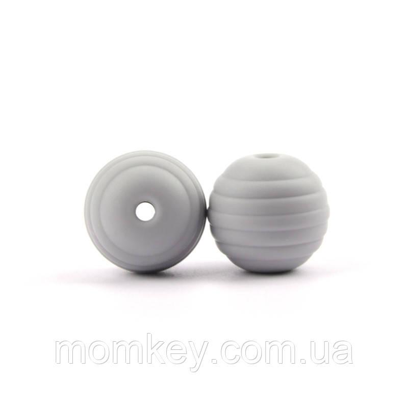 Спираль 15 мм (серый)