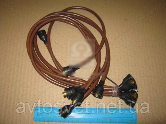 Провод зажигания ГАЗ-52 стандарт (медь) (Украина) 16252, фото 2