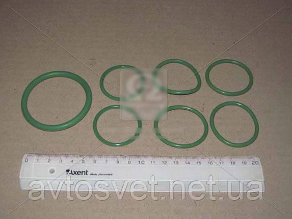 Р/к системы охлаждения Камаз (3 поз.) (зеленый силикон) (пр-во ГарантАвто) ГА РК-1303000 зелен., фото 2