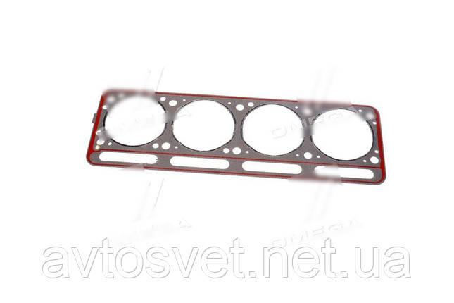 Прокладка головки блоку УАЗ дв.421 з гермет. (пр-во Росія) 421-1003020, фото 2