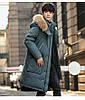 """Куртка-пуховик, парка зимняя """"London"""" унисекс, фото 7"""