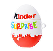 Чехол Kinder Surprise (+ карабин) к наушникам Apple AirPods