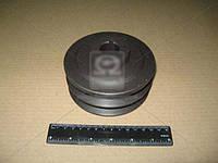 Шкив привода вентилятора 2х ручейный (пр-во Украина) 236-1308025 - Б