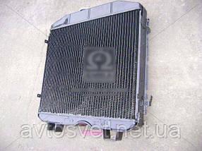 Радіатор вод. охо. ГАЗ 66 (3-х рядн.) (пр-во ШААЗ) 66-1301010
