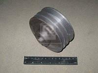 Шкив привода вентилятора ЯМЗ 236 з-х ручейный (пр-во Украина) 236-1308025-В2