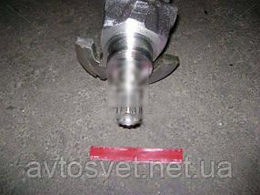Вал колінчастий Д 245.5, 12С (МТЗ, ЗІЛ) під шліц. (пр-во ММЗ) 245-1005015-А
