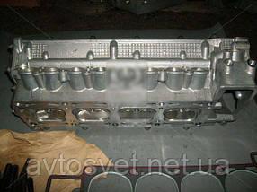 Головка блоку ГАЗЕЛЬ дв.406 з клап.з прокл.і кріплення., фірм.упак. (пр-во ЗМЗ) 406.3906562