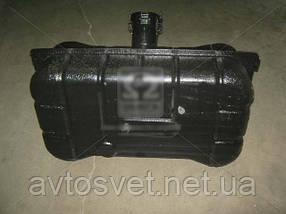 Бак топливный ГАЗ 3307,3309, ВАЛДАЙ 100л (центр. горловина) (пр-во ГАЗ) 33081-1101010