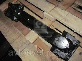 Вал карданний КАМАЗ середній міст (Lmin=638мм., хрест.5320-2205025-01) пр-во Україна 5410-2205011-02