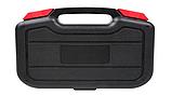 Комплект фрез для гнізд сопел форсунки 7 шт. GEKO G02657, фото 4