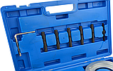 Набор для демонтажа ступицы VAG (VW T5, Touareg), 85 мм GEKO G02475, фото 2