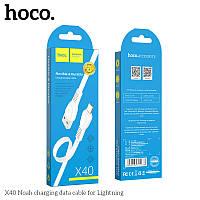 Кабель HOCO X40 iPhone5 1.2м