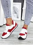 Кроссовки кожаные Red Cat 7516-28, фото 3