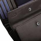Жіночий шкіряний гаманець Betlewski з RFID 16,5 х 9,7 х 3,5 (BPD-VTC-10) - чорний, фото 6