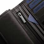 Жіночий шкіряний гаманець Betlewski з RFID 16,5 х 9,7 х 3,5 (BPD-VTC-10) - чорний, фото 10