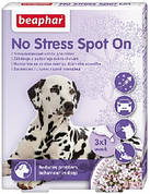 Успокаивающие капли на холку для собак Beaphar No Stress Spot On