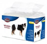 Trixie (Тріксі) Памперси для собак M-L 38-56 см 12шт