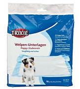 Trixie вбираючі Пелюшки для собак та цуценят 60х60 см 10шт