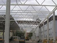 Металлоконструкции каркасов зданий - изготовление и монтажные работы