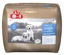 8in1 Щоденні вбираючі пелюшки для цуценят і собак 60х60 см 30 шт