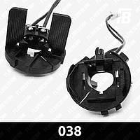 Адаптеры 038 (переходники, крепления) для ксеноновых (HID) ламп, H7, 2 шт.