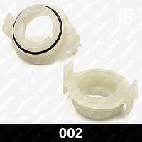Адаптеры 002 (переходники, крепления) для ксеноновых (HID) ламп, D2/D4, 2 шт.