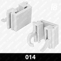 Адаптеры 014 (переходники, крепления) для ксеноновых (HID) ламп, H1, 2 шт.