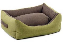 Лежак для собак Олівія Природа 51х41х16 см