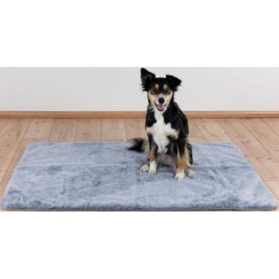 Термоковрик нескользящий для собак Trixie,  75х70см серый