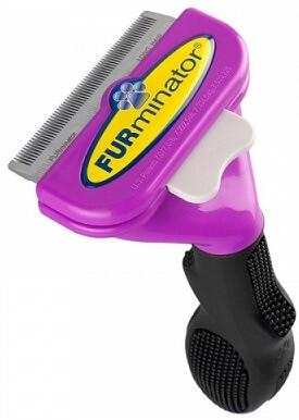 FURminator (Фурминатор) для длинношерстных  кошек, L