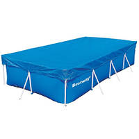 Bestway Покриття Bestway 58107 для басейнів 4.00x2.11 м (410х226 см)