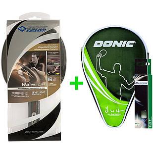 Набір для настільного тенісу Donic Waldner 5000 751805 (9473)