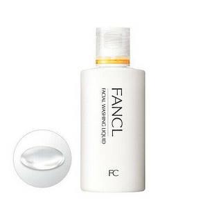FANCL Facial Washing Liquid Піниться рідина для вмивання обличчя, 60 мл