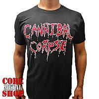 Футболка Cannibal Corpse Logo