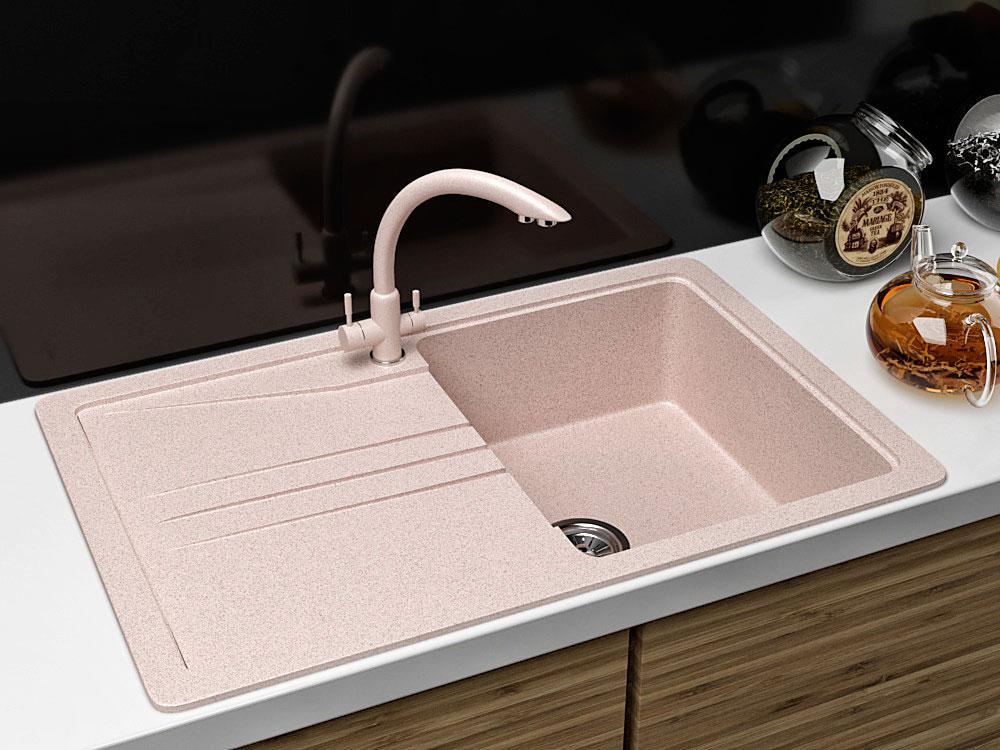 Кухонна мийка VALENTINA Gr Elegant авена